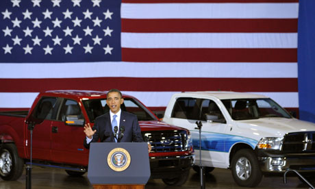 Obama announces 54.5 mpg