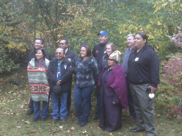 Yakama Indian Nation tribal elders