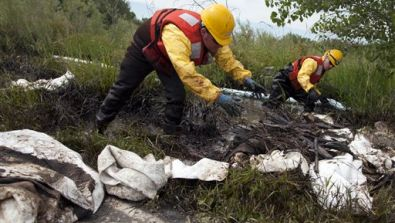 Montana Oil Spill - Associated Press