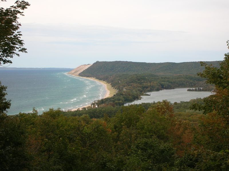 Sleeping Bear Dunes USFS Kerry Kelly