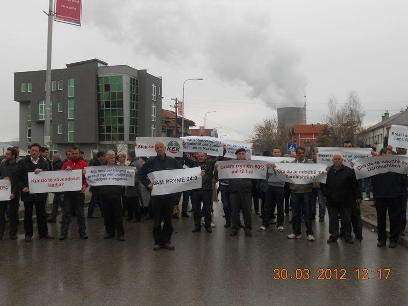Kosovo protest1