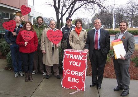 Cobb EMC love