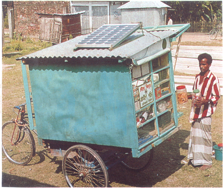 Grameen Solar Panel vendor