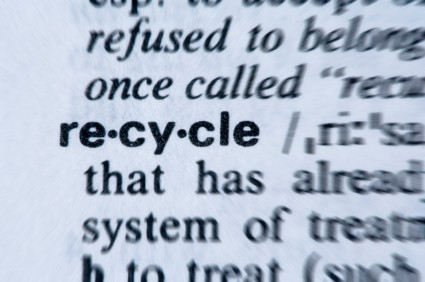 Definition of Recycle