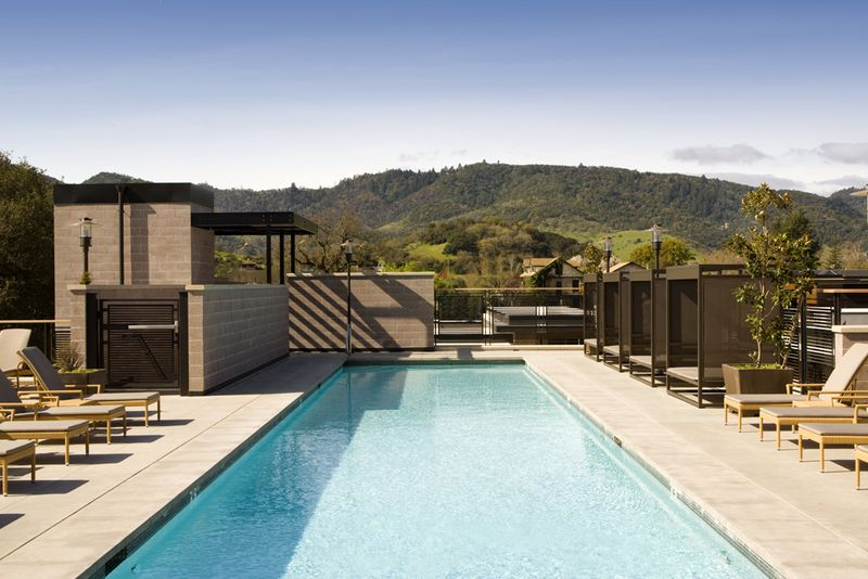 Exterior-Pool Deck