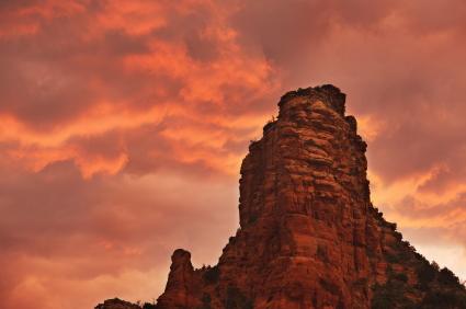 Red rock state park-arizona