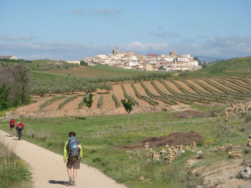 Hiking the Camino de Santiago