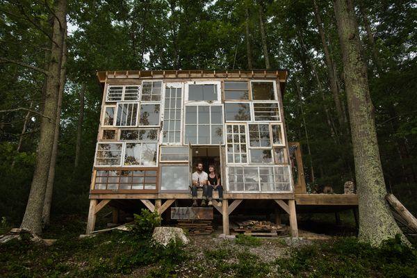 5 of Explore Dream Made Junk Cabins Repurposed jc354SALqR
