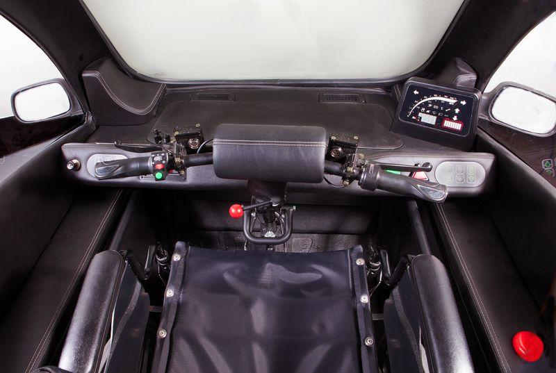 Kenguru steering wheel