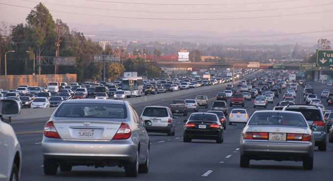 Southern-California-traffic