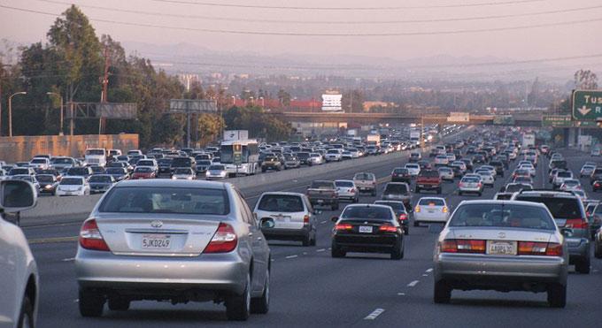 Southern-California-traffic