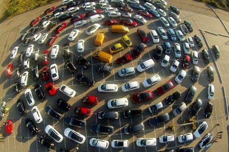 Copenhagen cars
