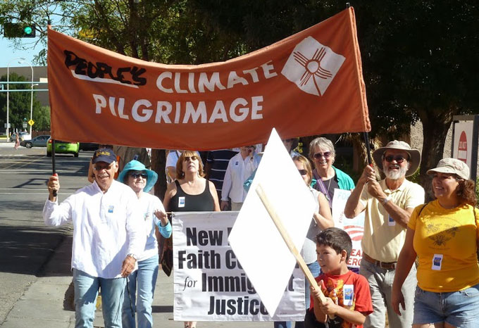 People's-Climate-Pilgrimage