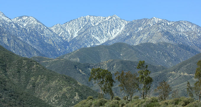 San-Gabriel-Mountains
